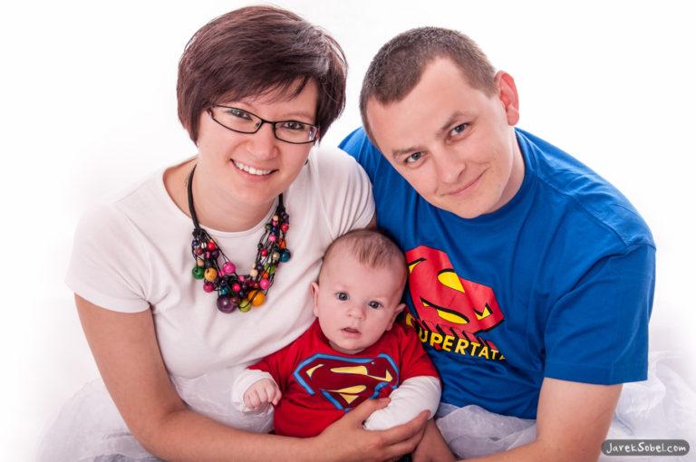 Karol, Marta i Piotek